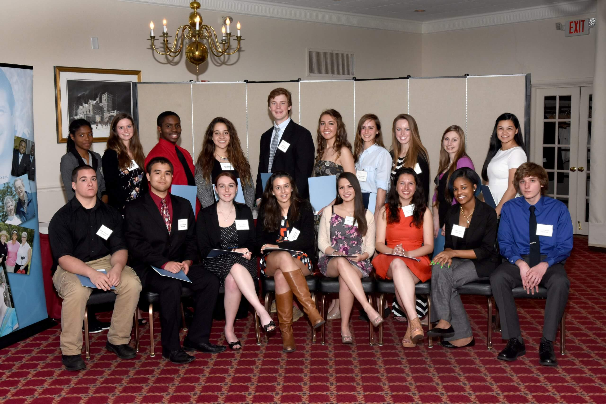 2014-15 New Castle County Youth Philanthropy Board