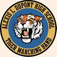 Tiger Marching Band Logo